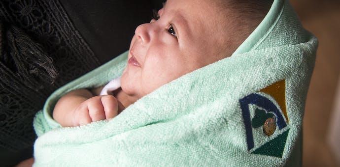 Net thuis met die kersverse baby… en nu?